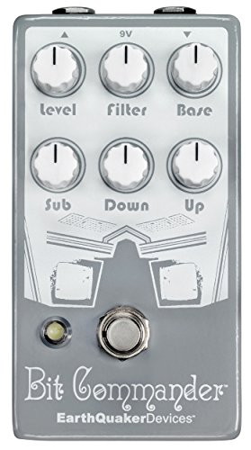 EarthQuaker Devices Bit Commander V2 · Pedal guitarra eléctrica