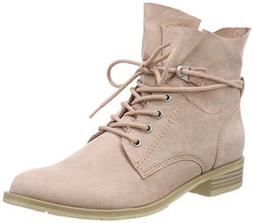 MARCO TOZZI Damen 25100 Combat Boots, Pink (Rose), 42 EU