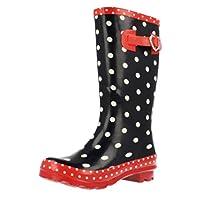 Clarks Caggie Rain Girls Wellington Boots