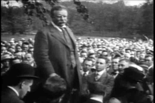 Classic President Theodore Teddy Roosevelt Films DVD: 28 Silent Films Featuring Footage of The 26th President Teddy Roosevelt From 1901 - 1911 (Dvd Roosevelt Teddy)