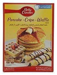 Betty Crocker Pancake Crepe Waffle Mix, 360g