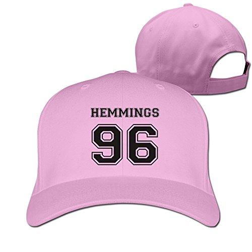 mfsh HEMMINGS 96Logo Unisex bis verstellbar Baseball GAP, eine Größe passend für die meisten Baseball Hat., Herren, rose (Shirt Logo Gap)