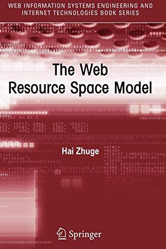 The Web Resource Space Model PDF Books