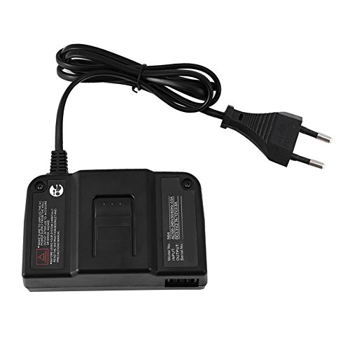 Pangding AC Hocheffizienter, sicherer Schutz Ersatz-Netzteil-Adapter Kompatibel mit Nintendo 64 N64(#2) -