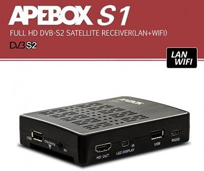 Receptor DVB-S2 FULL HD con LAN y WIFI. Con Time Shift, PVR, Menú Multilenguaje, Actualización por USB, Media Player, YouTube y un interfaz de usuario simple y práctico.