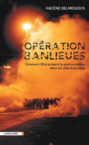 Opération banlieues (CAHIERS LIBRES)