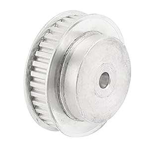12mm breedte 36 tanden aluminiumlegering synchrone timing katrol