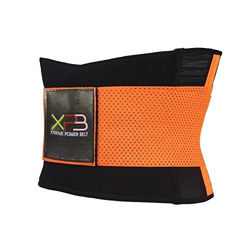 Xtreme Power Belt L/XL Lombare Bauchtrainer Bauchtrainer Fitnessgürtel (L)