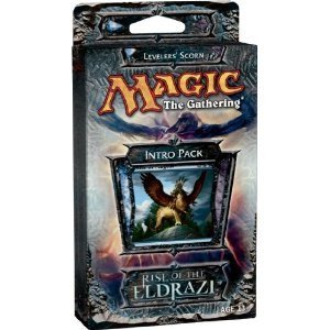 magic-the-gathering-mtg-rise-of-the-eldrazi-intro-pack-theme-deck-levelers-scorn-blue-black