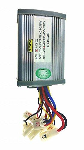 1000 Watt Steuergerät Controller 36 V E Scooter E Longboard Elektroroller 1000w z.B. für Mach 1 (1000 Watt Scooter Motor)