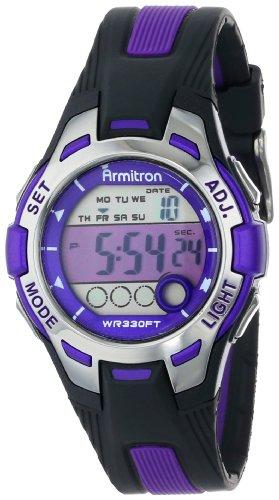 Armitron 45/7030PUR - Reloj para mujeres