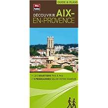 AIX EN PROVENCE plan découvrir
