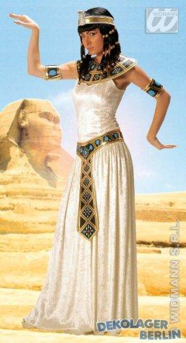 Costume da dama dell'antico egitto per adulto medium