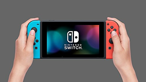 Konzola Nintendo Switch Red and Blue screenshot