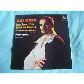 ATD 8304 ASSEN VASSILED Bellini/Donizetti Scenes LP