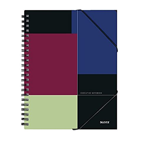 Leitz Be Mobile Executive A4 Ruled NoteBook 80 Sheets