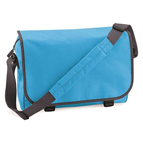 BagBase Messenger bag Kelly Green