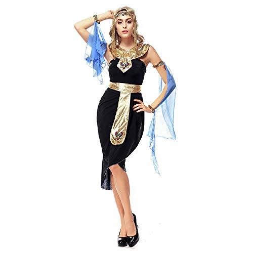 ZQ Halloween Cosplay Antike griechische Göttin der Freiheit Kleidung Sexy Lingerie Stage Costume