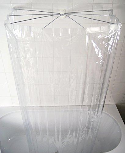 Ridder Duschfaltkabine Ombrella Transparent 170 cm