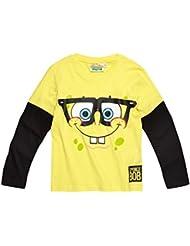 Paw Patrol Chicos Camiseta mangas largas 2016 Collection - Amarillo