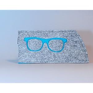 Brillen-Etui Filz