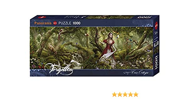 Puzzle Cris Ortega Forest Song Heye