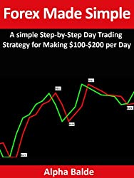 Forex Made Simple: A Step-By-Step Day Trading Strategy for Making $100 to $200 per Day (English Edition)