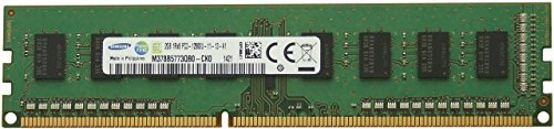 Samsung original 2GB, 240-pin DIMM, DDR3 PC3-12800 desktop memory module fro desktop PC