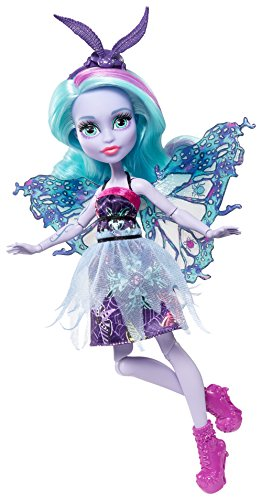 Monster High FCV53 Garten-Monsterfreundin Twyla Puppe