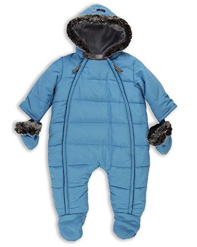 The Essential One - Baby Jungen - Schneeanzug - Blau - 80-86 cm - EO244