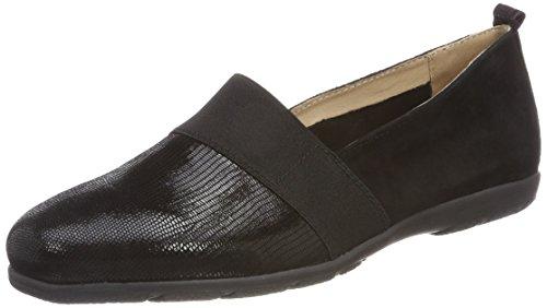 Caprice Damen Slipper, Schwarz (Black Rep Comb 12), 40 EU