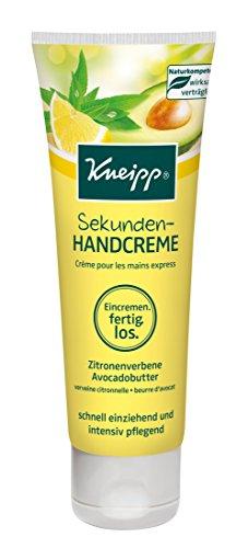 Kneipp Sekunden Handcreme, 4er Pack (4 x 75 ml)
