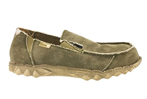 Mocassins Dude Farty classic - 9 coloris Sage