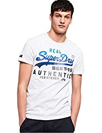 832556cce5 Superdry Vintage Logo Authentic Fade tee Camiseta para Hombre