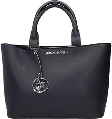 Shoppers y bolsos de hombro para mujer, color Azul , marca ARMANI JEANS, modelo Shoppers Y Bolsos De Hombro Para Mujer ARMANI JEANS BABELKID Azul