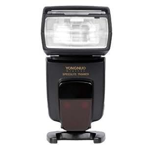 Yongnuo YN-568EX Flash TTL pour Speedlite HSS Nikon D7000 D5200 D5100 D5000 LF243 + WINGONEER diffusor