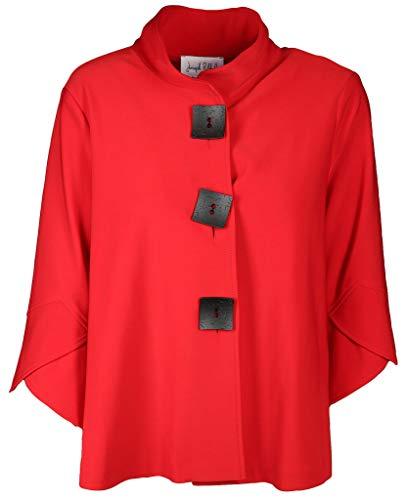 Joseph Ribkoff Red Jacket Style 193198