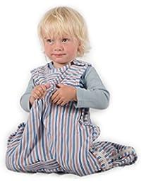 Merino Kids Saco de Algodón para Dormir para Niños de 2-4 Años