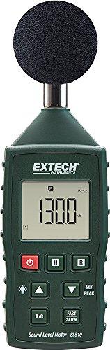 EXTECH Schallpegelmessgerät SL510 im Test