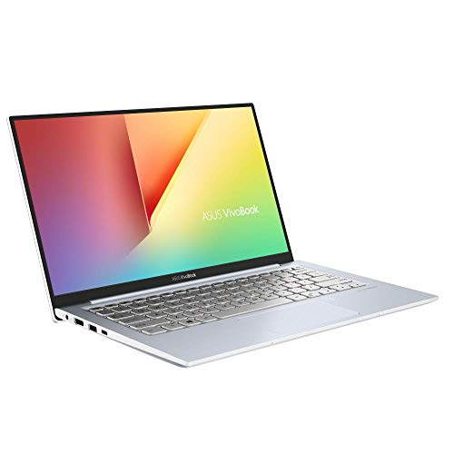 ASUS VivoBook S13 S330FA (90NB0KU3-M01700) 33,7 cm (13,3 Zoll, FHD, WV, matt) Notebook (Intel Core i3-8145U, 8GB RAM, 256GB SSD, Intel UHD-Grafik 620, Windows 10) Silver Metal