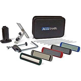ACCUSHARP Messerschärfer as059C, Unisex–Erwachsene, Mehrfarbig, Einheitsgröße