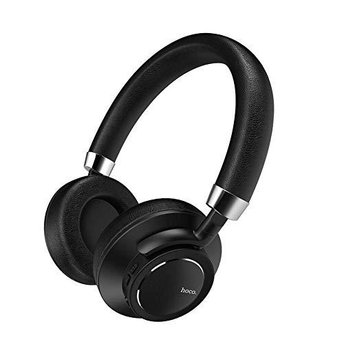 Demaple Art Und Weise Kühlen Ton Bluetooth-Kopfhörerohrpolster-Eingebaute Geräusche Ab, Die Kopfhörer Annullieren,Black