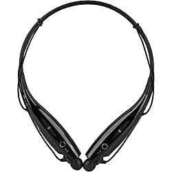 LG Electronics Tone and HBS-730 Bluetooth Headset(Black)