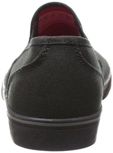 Herren Slip On Emerica Provost Cruiser Slippers Black/Black