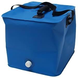 Camp 4 Kuli Distributeur d'eau portable pliable 33 x 34 x 9 cm 25 L