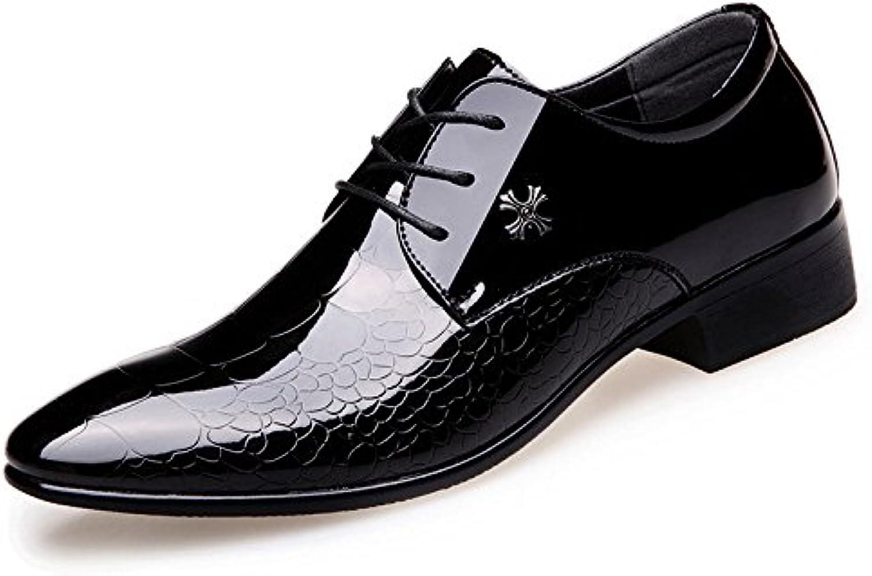 Scarpe da Uomo d'Affari da Uomo Uniformi di Moda Parti Scarpe Casual | I Clienti Prima  | Maschio/Ragazze Scarpa