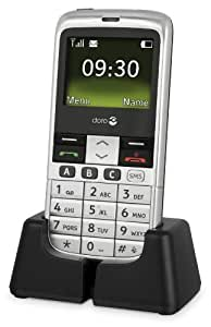 Doro PhoneEasy 332gsm (4,7 cm (1,8 Zoll) Display) Handy ohne Branding
