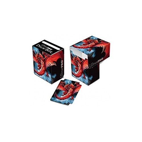 Ultra Pro 84339 - Deck Box - Artist Gallery - Mauricio Herrera - Demon Dragon (Demon Magic-karten)
