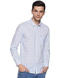 d08c5ba62 Peter England Men s Casual Shirts Online  Buy Peter England Men s ...