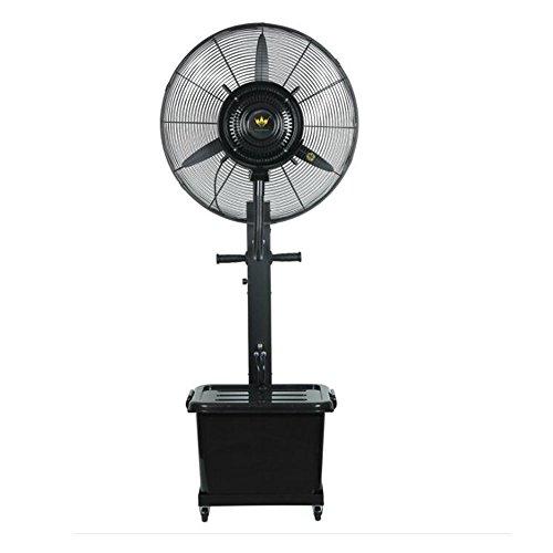 GYH Ventilatoren Zentrifugalkaltspray, geräuscharme Zerstäubung, Auf- und Ab-Einstellung, schnelles Abkühlen, großer Sprühstrahl, großer Wind, hohe Leistung, Wasser, Kühlung, Standventilator, Outdoor